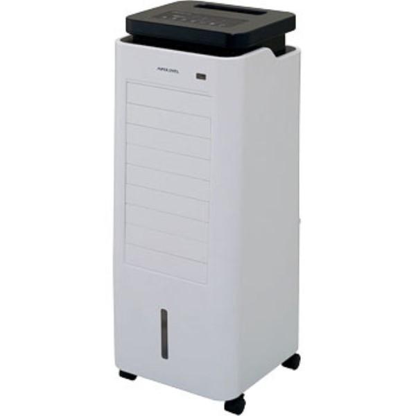 【送料無料】アピックス 涼風扇 タンク容量4.5L ホワイト リモコン付 ACF-189R-WH リビングファン リビング 冷風機