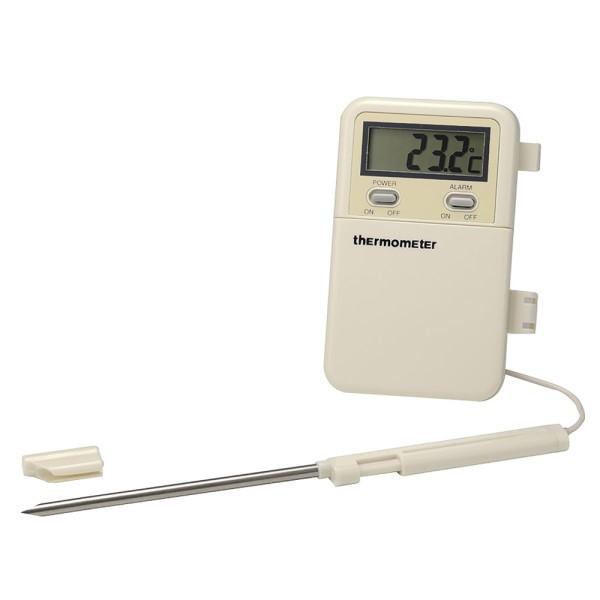 【送料無料】カスタム デジタル温度計 セパレートタイプ CT-250