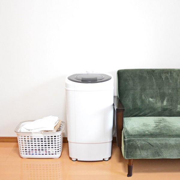 【年中無休】【送料無料】サンコー 速乾ミニマル脱水機 乾燥機いら~ず MINISPDR 介護 育児 ペット 一人用 ※洗濯機ではありません。