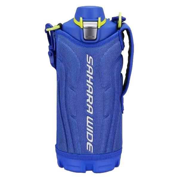 【送料無料】タイガー ステンレスボトル サハラクール 1.0L ブルー  保冷専用 直飲み MME-E100-AN 遠足 スポーツ 旅行 登山 水筒