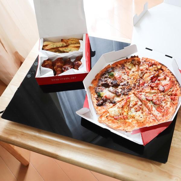 【送料無料】サンコー フードウォーマープレート Lサイズピザ対応 保温プレート SBGHOTPL ホットウォーマー ホットプレート