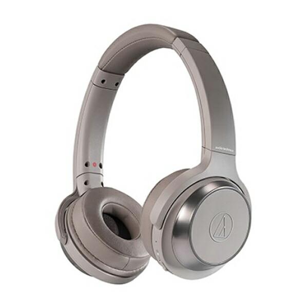 【送料無料】オーディオテクニカ Bluetooth ワイヤレスヘッドホン SOLID BASS カーキ ATH-WS330BTKH オーテク ヘッドホン イヤホン