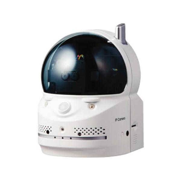 【送料無料】ソリッドカメラ オールインワンフルHD IPカメラ セキュリティーカメラ Viewla IPC-07FHD フルHD 防犯カメラ ネットワークカメラ 防犯 防災用品