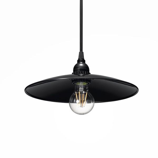 【送料無料】ヤザワ レトロペンダントライト 黒 PDR04L01BK 照明器具 インテリア