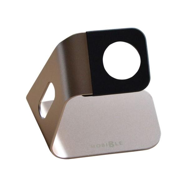 【送料無料】ミヨシ Apple Watch用 アルミスタンド ゴールド SST-14/GD Apple Watchスタンド おしゃれ かわいい デザイン