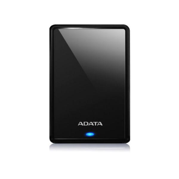 【送料無料】ADATA ポータブルハードディスクドライブ 外付けHDD 1TB ブラック USB3.2 Gen1対応 11-0189 AHV620S-1TU31-CBK