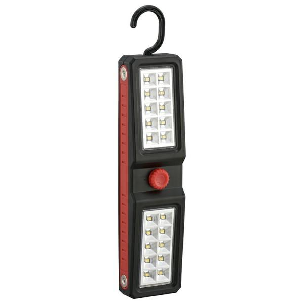 【送料無料】多目的作業ライト LED懐中電灯 500lm 吊下げ・マグネット設置 OHM 08-0780 SL-W500R6B 懐中電灯 ハンディライト 電池式 ハンディライト LED 作業ライト