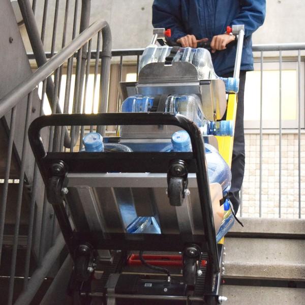 【送料無料】サンコー 階段台車用ボトルサーバー4個載せアタッチメント ELECTRL3・ELECTRL4専用オプション ELECTROBW ドリンク搬入・搬出 台車アダプタ