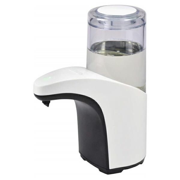 【送料無料】ELPA ソープディスペンサー 液体タイプ 自動・センサー式オートディスペンサー ESD-02 インフルエンザ 風邪 ウイルス対策 食器用洗剤・ハンドソープ詰め替え対応 エルパ