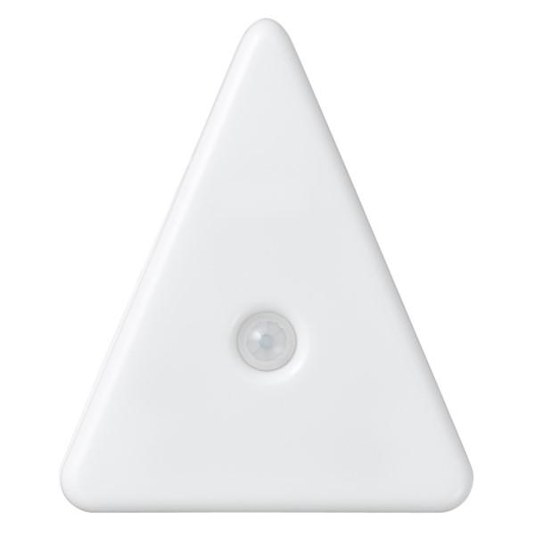 【送料無料】ヤザワ コーナーセンサーライト 電池式 ナイトライト NBSMN55WH 防犯 LEDライト