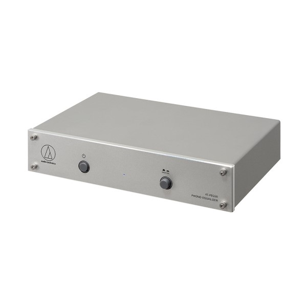 【送料無料】オーディオテクニカ フォノイコライザー MM/MCカートリッジ対応 AT-PEQ30