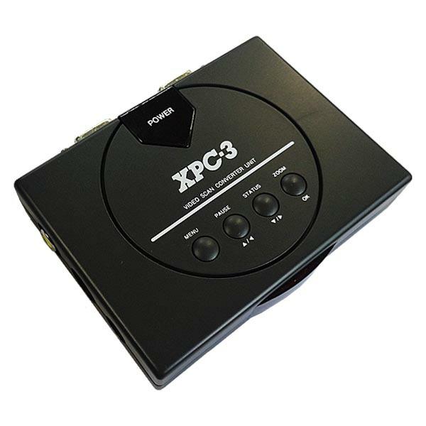 【11月特価品】【送料無料】マイコンソフト ビデオ・スキャンコンバーター・ユニット XPC-3 DOS/V・PC98NXシリーズ専用 DP-3913357 電波新聞 RGB変換機