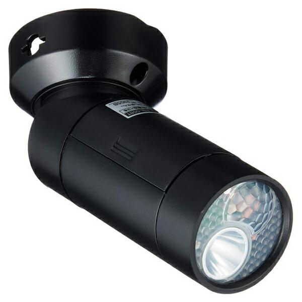【送料無料】ELPA 屋外用LEDセンサーライト 0.5W ESL-05BTBK 防雨 防犯 人感センサー セキュリティ エルパ