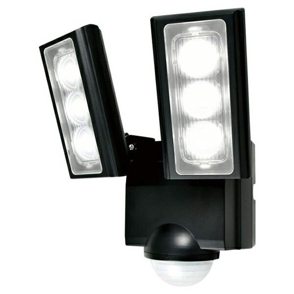 【送料無料】ELPA 屋外用LEDセンサーライト 乾電池式 ESL-312DC 防水 防犯 人感センサー セキュリティ エルパ
