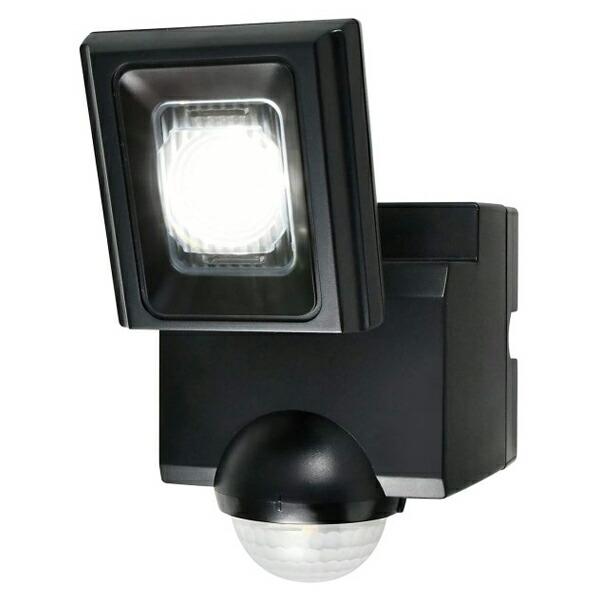 【送料無料】ELPA 屋外用LEDセンサーライト 乾電池式 ESL-N111DC 防雨 防犯 人感センサー セキュリティ エルパ