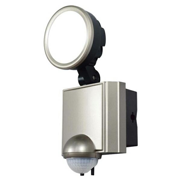 【送料無料】ELPA 屋外用LEDセンサーライト AC電源 10WLED 1灯 ESL-SS1001AC 防雨 防犯 人感センサー セキュリティ エルパ