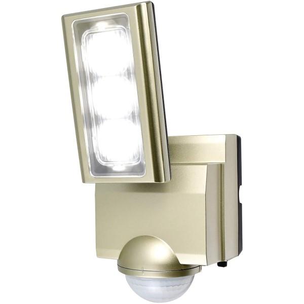 【送料無料】ELPA 屋外用LEDセンサーライト AC電源 ESL-ST1201AC 防水 防犯 人感センサー セキュリティ エルパ