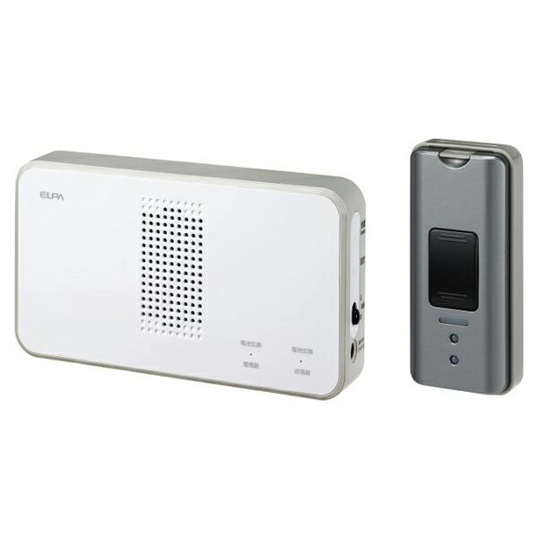 【送料無料】ELPA ワイヤレスチャイム押しボタンセット EWS-S5031 防犯 セキュリティ チャイム エルパ