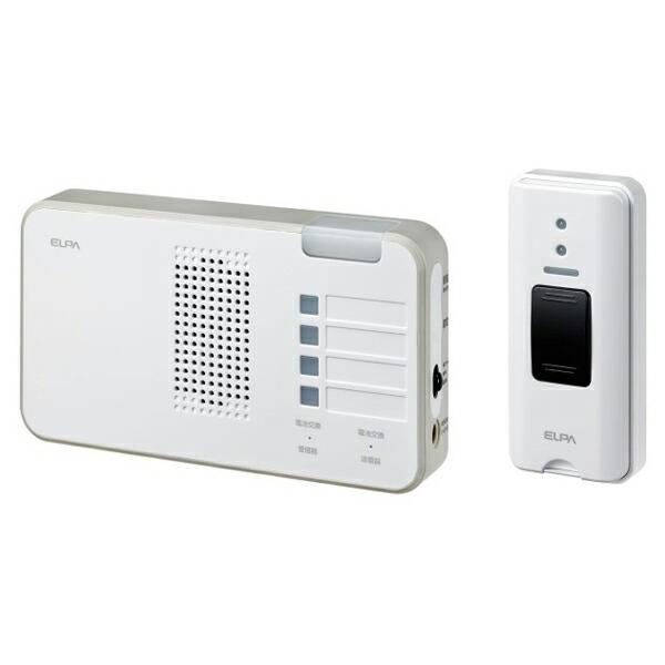 【送料無料】ELPA ワイヤレスチャイムランプ付きセット EWS-S5230 防犯 セキュリティ チャイム エルパ