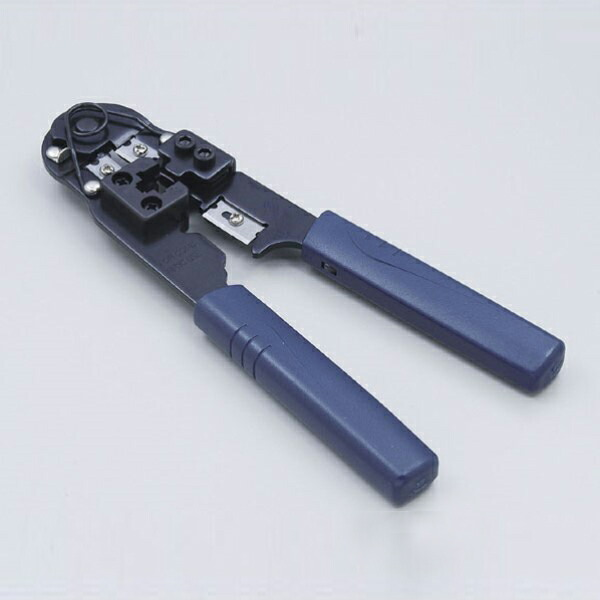 【送料無料】ELPA LAN用モジュラーペンチ TEA-120 電話機 FAX LANケーブル用 エルパ
