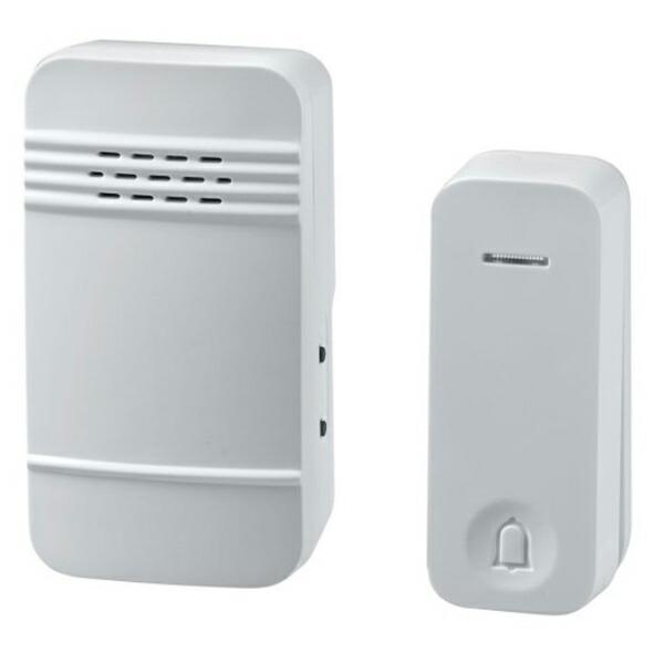 【送料無料】ELPA 電池を使わないワイヤレスチャイムセット WC-S6040AC 防犯 セキュリティ チャイム エルパ