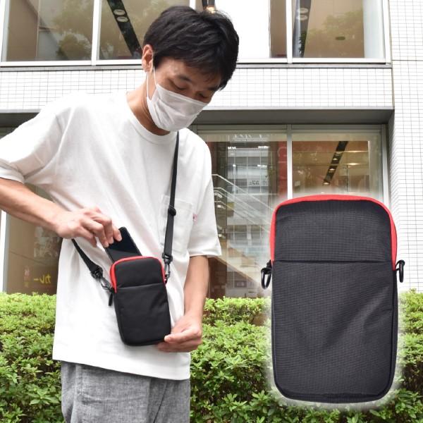 【送料無料】携帯て゛きるUV除菌 スマホ&マスクショルタ゛ーホ゜ーチ サンコー CMASPCSP 除菌 消臭 衛生管理に ポータブル除菌ケース