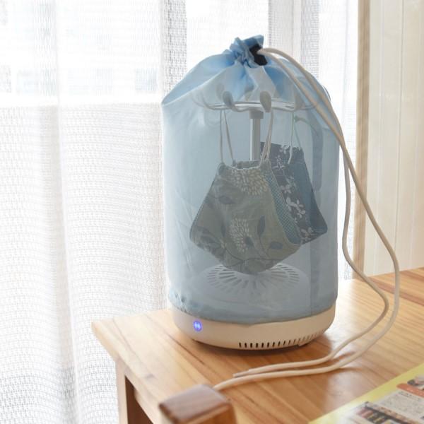 【送料無料】サンコー 超小型卓上乾燥機 パラソルドライハンガー CUSPHDRY 靴下 手袋 タオル ハンカチ 下着用 小型乾燥機