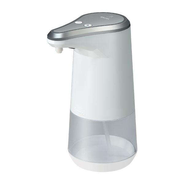 【送料無料】ELPA オートディスペンサー ミストタイプ ESD-07MS インフルエンザ 風邪 ウイルス対策 食器用洗剤・ハンドソープ詰め替え対応 エルパ