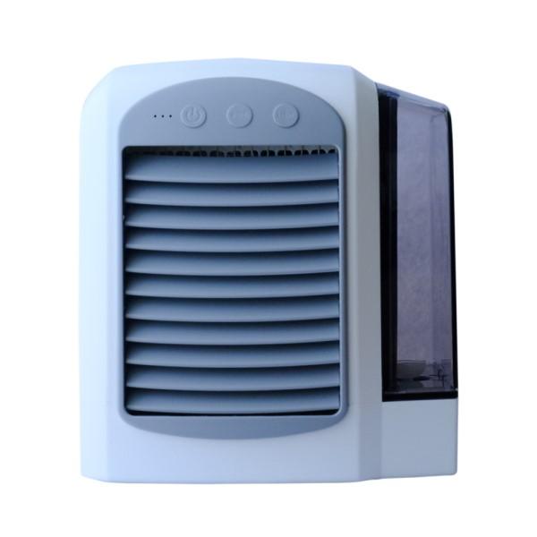 【送料無料】ミヨシ USB冷風扇 卓上扇風機 ブラック USF-16BK 小型 コンパクト デスクファン 卓上ファン