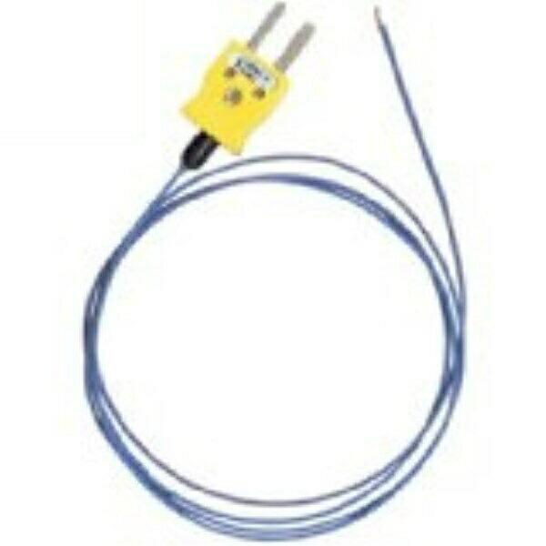 【メール便送料無料】エー・アンド・デイ Kタイプ(クロメル・アルメル) 熱電対センサー AD-1214 熱電対温度計(Kタイプ) 温度計 温度測定 計測器具 A&D