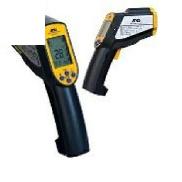 【送料無料】エー・アンド・デイ 赤外線放射温度計 放射率設定可能 Kタイプ熱電対温度センサー対応 AD-5616 測定 計測器具 A&D