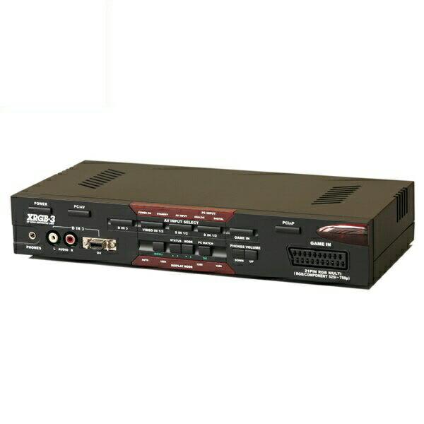 【送料無料】マイコンソフト デジタル・アップスキャンコンバーター・ユニット XRGB-3 DP3913418