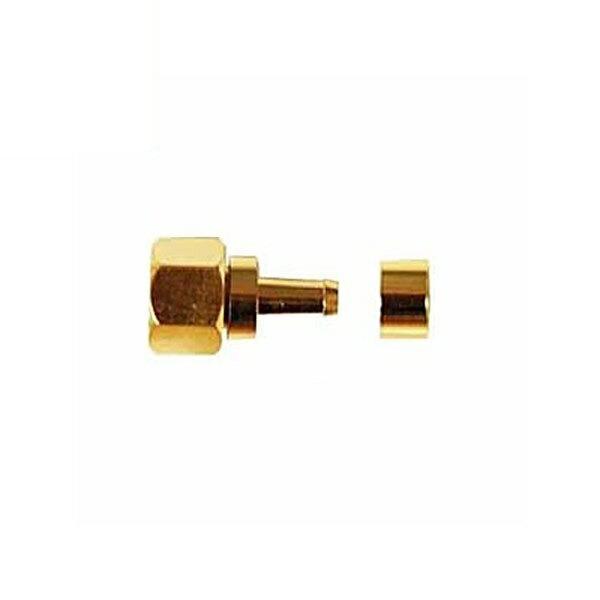 マックステル 3C用接栓 金メッキ 2個入 FP32K-P