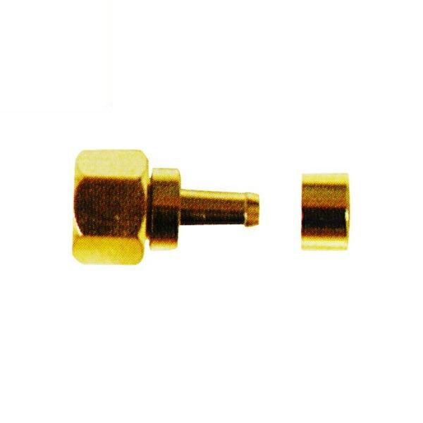 マックステル 3C用接栓 金メッキ 1個入 FP3K-P