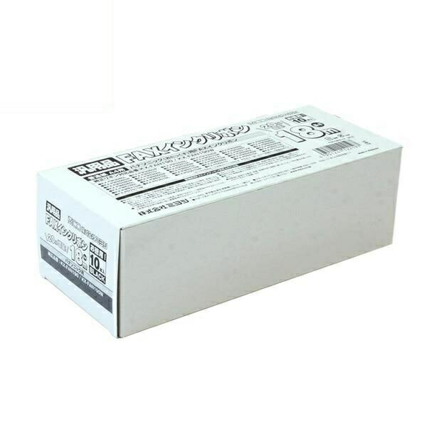 【送料無料】ミヨシ パナソニック FAXインクリボン KX-FAN190同等品 18m×10本入り 汎用 互換インク FXS18PB-10