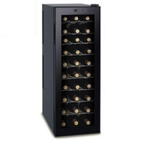 家庭用ワインセラー 30本収納 静振動ペルチャ方式 D-STYLIST KK-00239 【送料無料】