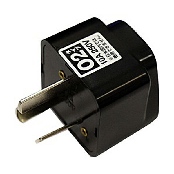 ミヨシ 旅人専科 海外用電源変換アダプタ O2タイプ MBA-AO2