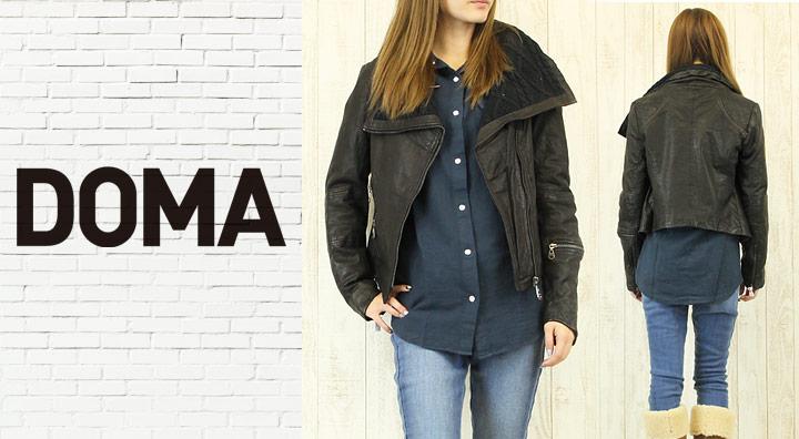 DOMA ドマ レディース ファッション レザー