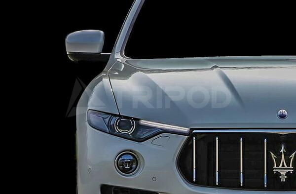 【LED デイライト KIT】ランボルギーニ ウラカン アヴェンタドール ガヤルド フェラーリ458 カリフォルニア レヴァンテ クアトロポルテ ギブリ コンチネンタルGT