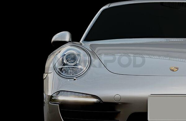 【PL3-DRL-P001】Porsche OBD デイライトコントローラー