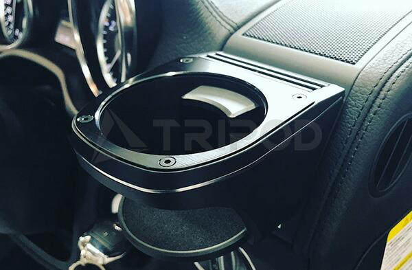 【MHG-001】  Mercedes Benz/メルセデス・ベンツ W463 Gクラス専用 ドリンクホルダー