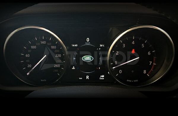 【STC-LA01】Land Rover/ランドローバー専用 アイドリングストップキャンセラー OBDタイプ
