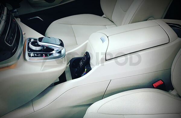 【BP-W447SC】メルセデス・ベンツ Mercedes-Benz Vクラス V447 センターコンソールキット