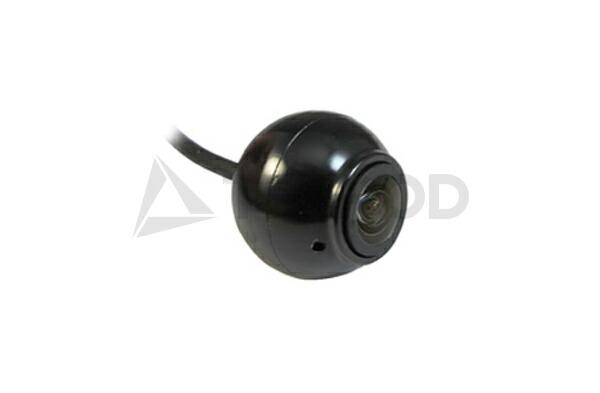 【TP-CAM6C】ユニバーサルミニボールカメラ サイド・フロントなどマルチに装着可能