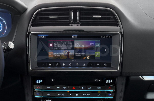 2016~ New Jaguar ジャガー専用 TV・ナビキャンセラー  XF XJ XE F-PACE InControl