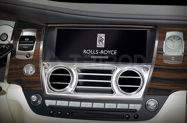 Rolls-Royce ロールスロイス Wraith レイス Ghost ゴースト Dawn ドーン OBD TVキャンセラー