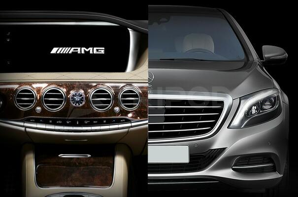 Mercedes-Benz/メルセデス・ベンツ 専用Sクラス(W222)MC前・Vクラス TVキャンセラー