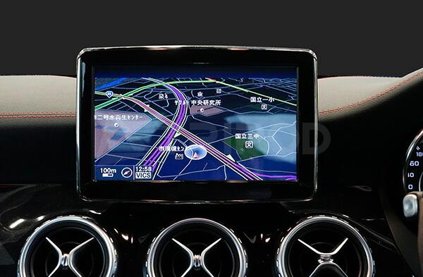 Mercedes Benz / メルセデスベンツ 8インチモニターキット Aクラス(W176) Bクラス(W246) GLA(X156) CLA(C117) Gクラス(W463)