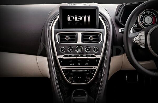Aston Martin アストンマーティン DB11 AUX 入力キット 映像・音声 外部入力アダプター