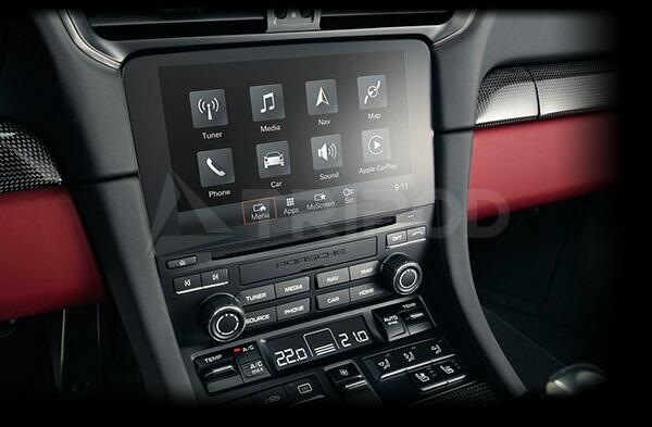 新型ポルシェ 991 専用 AVインターフェース バックカメラインターフェイス